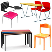 Adityas Furniture: CLASSROOM FURNITURE