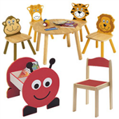 Adityas Furniture: EARLY CHILDHOOD FURNITURE
