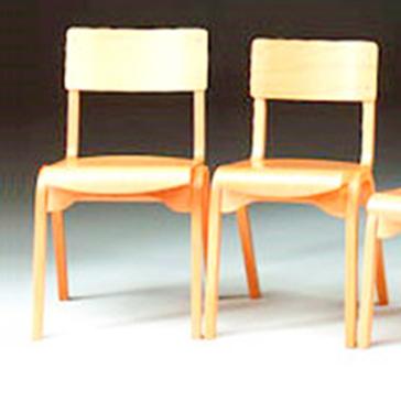 CS1901 WOODEN CHAIR