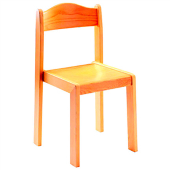 Cs1801 Wooden Chair