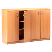Adityas Furniture: DUO STORAGE CUPBOARD