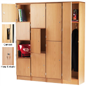 Sc4601 - Locker Unit