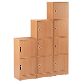 Sc4604 - Locker Unit