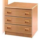 3 Drawers Set